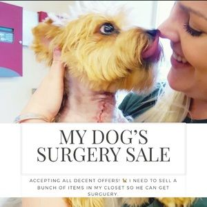 Tops - Selling my closet to save for my dogs surgery 🐕🐾