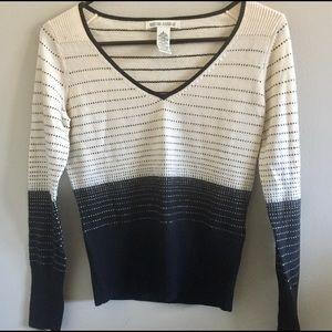 Banana Republic 100% Italian merino wool sweater