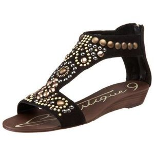 "Boutique 9 ""Glory"" studded sandals"