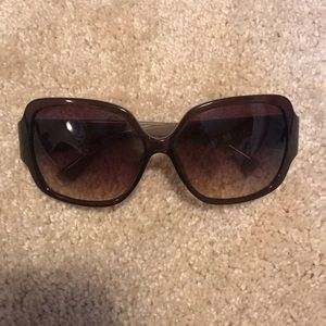 Michael Kors brown sunglasses