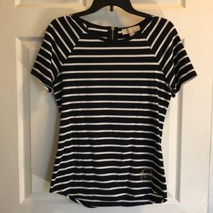 Short-sleeve scoop neck Michael Kors shirt