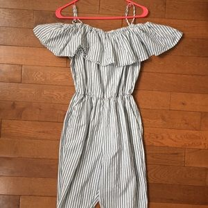 striped jumpsuit! (NO TRADES)