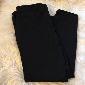 Sloan fit pants black