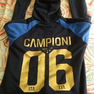 Puma limited addition champion hooded jacket