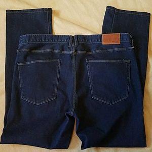 Madewell Rail Straight jeans sz 32 x 34