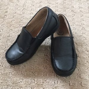 Children's Place Black Boys Loafer Dress Shoes -12