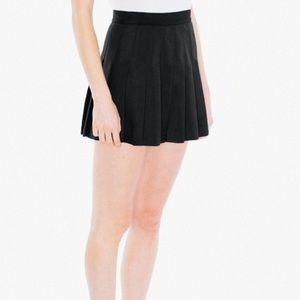 NWT Navy American Apparel Tennis Skirt