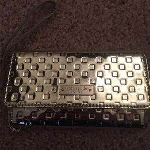 Kate Spade phone case/wristlet
