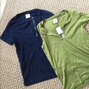 J.Crew Sequin Tshirt bundle