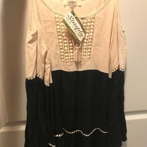Brand New Simply Southern Dress