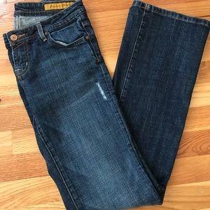 Seven7 Brand Denim Classic Flare Jeans Size 27