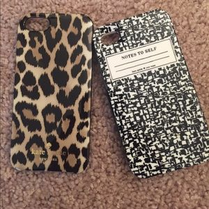 Kate Spade phone covers- iPhone 5