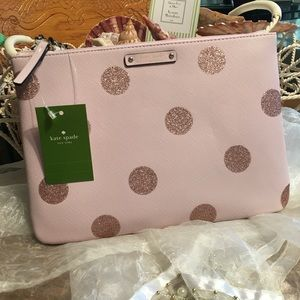 🥀💕Holiday Sale!  Kate Spade Gia Chester Clutch