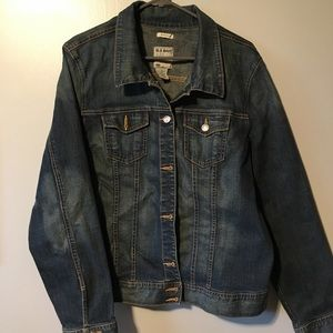 Old Navy Women's Jean Jacket XXL