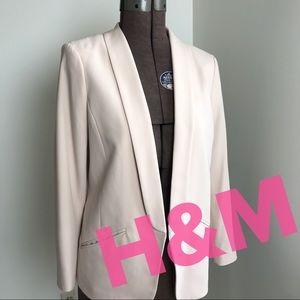 H&M Blush Blazer