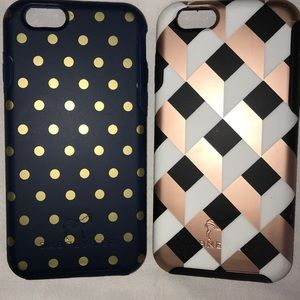 DABNEY LEE Iphone 6/6s case bundle!!