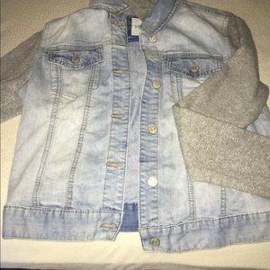 Mudd Denim Jacket size Large