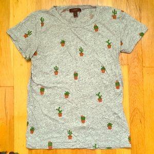 J. Crew Cactus T-Shirt