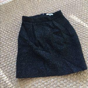 BBDakota Shimmer Pencil Skirt