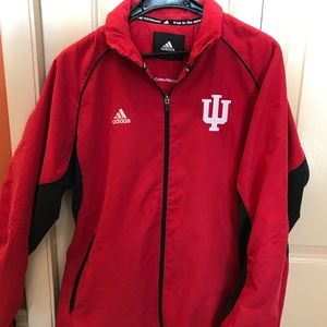 Men's Adidas Climaproof jacket 🧥 IU 🔴⚫️