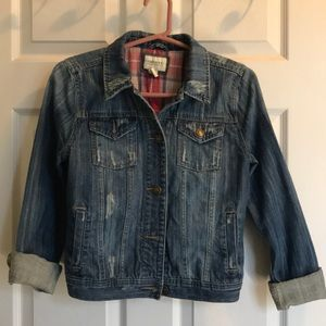 Size small denim jean jacket