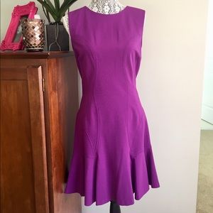 NWT Diane Von Furstenberg Jaelyn ponte knit dress