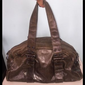Cargo chic satchel bag