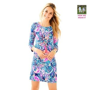 Lilly Pulitzer Linden Dress Seas the Day