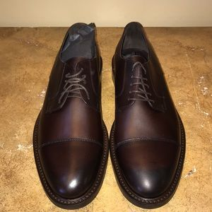 To Boot New York Tmoro Leather Shoes