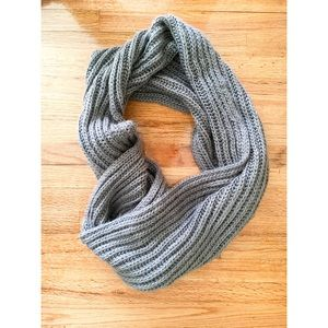 Urban Outfitters Giant Knit Blanket Circle Scarf