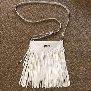 Roxy fringe purse