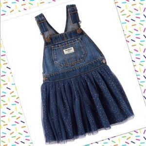 OshKosh B'gosh denim dress