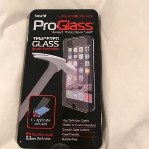 Brand new screen protector for iPhone 6 or 6s