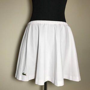 Lacoste Tennis Skirt