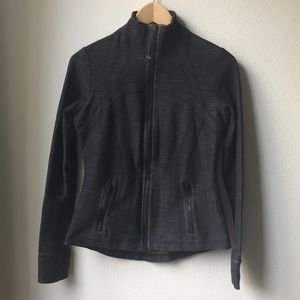 Lululemon Charcoal Jacket