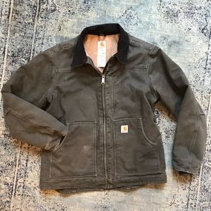 Carhart WC061 Women's Sandstone Duck Ridge Jacket