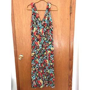 ASOS Floral Midi Length Dress 12