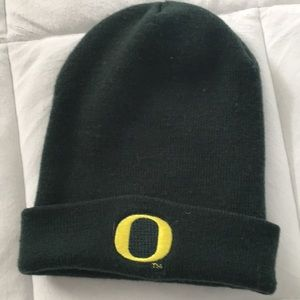 Oregon Ducks beanie