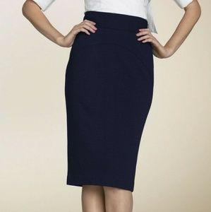 Diane Von Furstenburg Knit Pencil Skirt 2