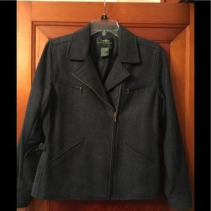 Ralph Lauren Wool Peacoat Jacket