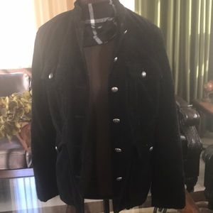 American Living Xl velvet jacket