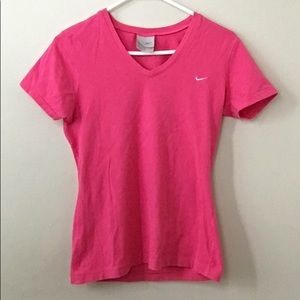 Nike women's fitted top