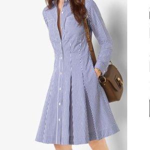 Michael Kors Shirt Dress- New no tags