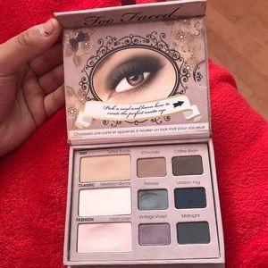 Too Faced Eyeshadow Palette