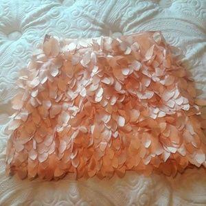 Kardashian Kollection Petal Pink Mini Skirt
