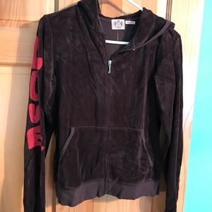 Brand new with tags juicy velour tracksuit!