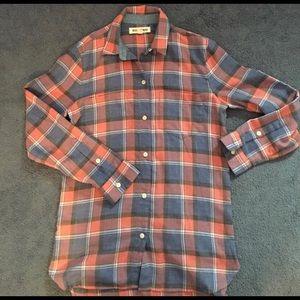 Rivet &Thread Flannel
