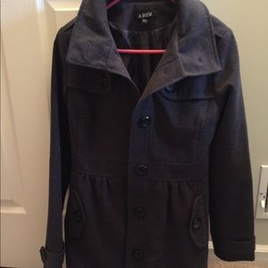 Abyer pea coat size medium