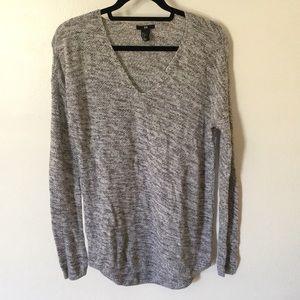 H&M V Neck Sweatshirt
