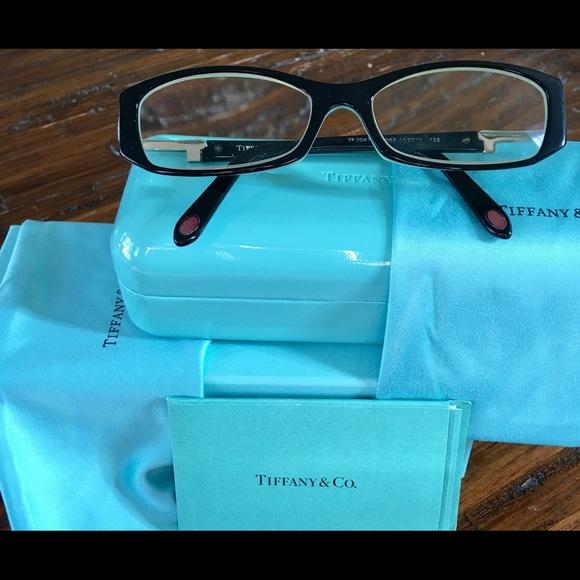 8166242b0b3 Authentic Tiffany eyeglass frames with cert. M 5a11e084ea3f361ed208beef